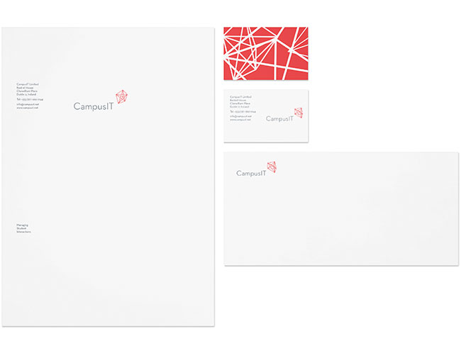 CampusIT stationery