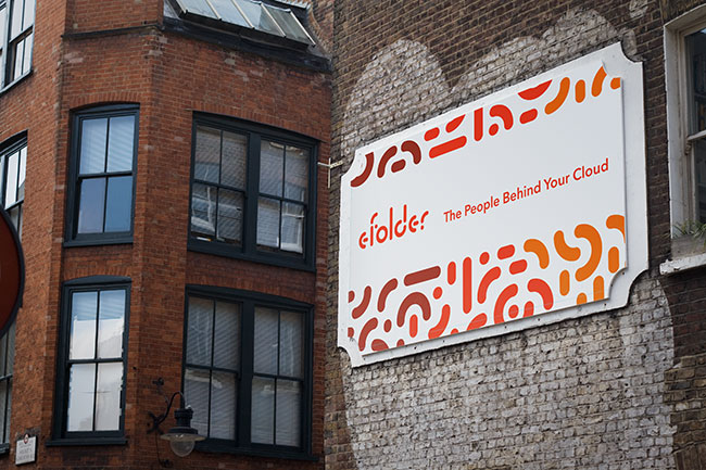 eFolder billboard