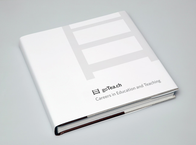 goTeach book design