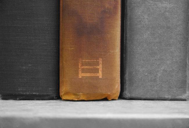 goTeach book spine