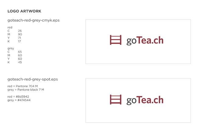 goTeach logo