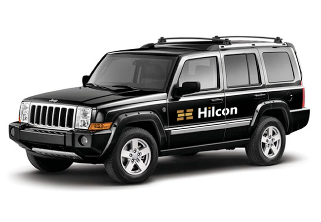 Hilcon vehicle graphics