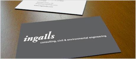 Ingalls logo design