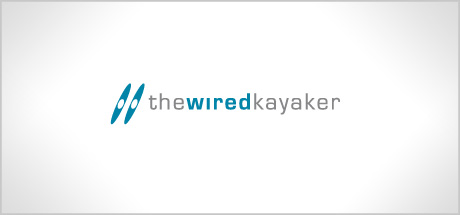 The Wired Kayaker logo design