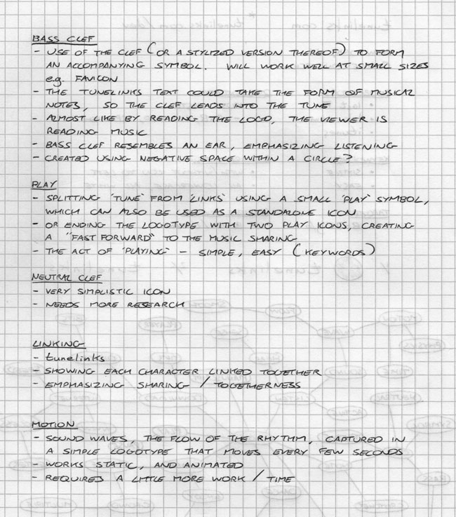Tunelinks notes