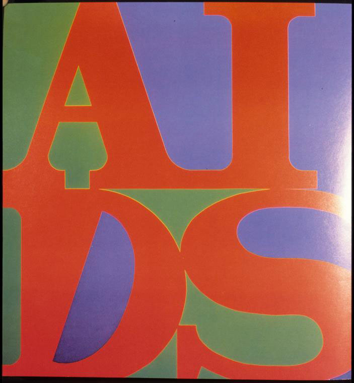 Aids typography