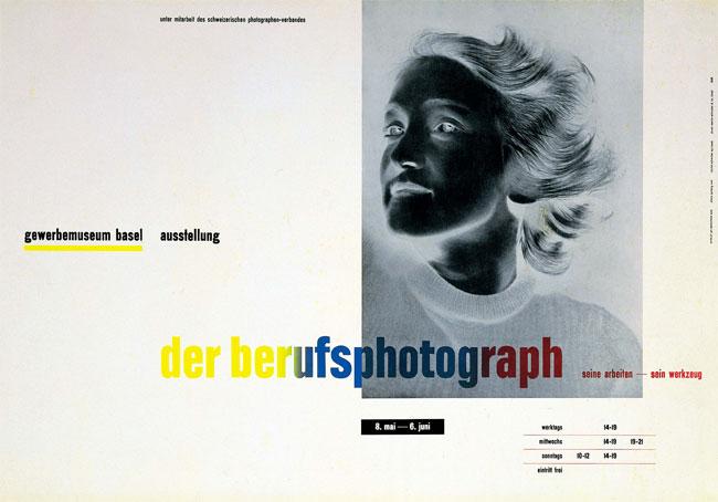 Der Berufsphotograph poster