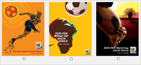 World Cup 2010 posters