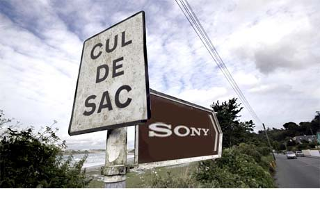 SONY brand