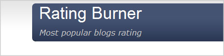 Rating Burner