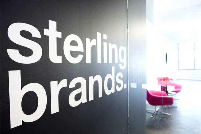Sterling Brands studio