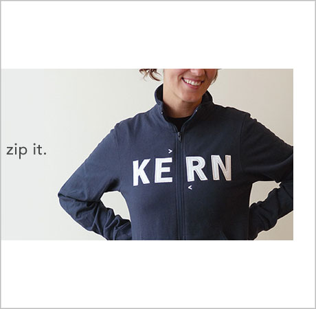 kern fleece