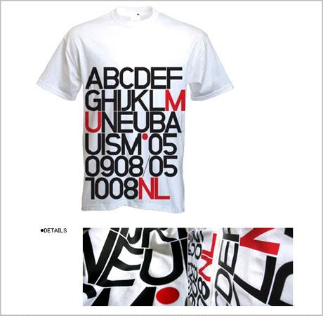 neubauism tshirt