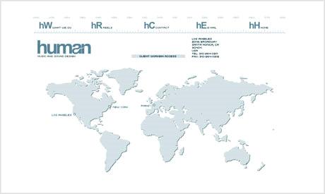 Human website