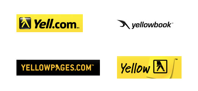 Yellow Pages logos