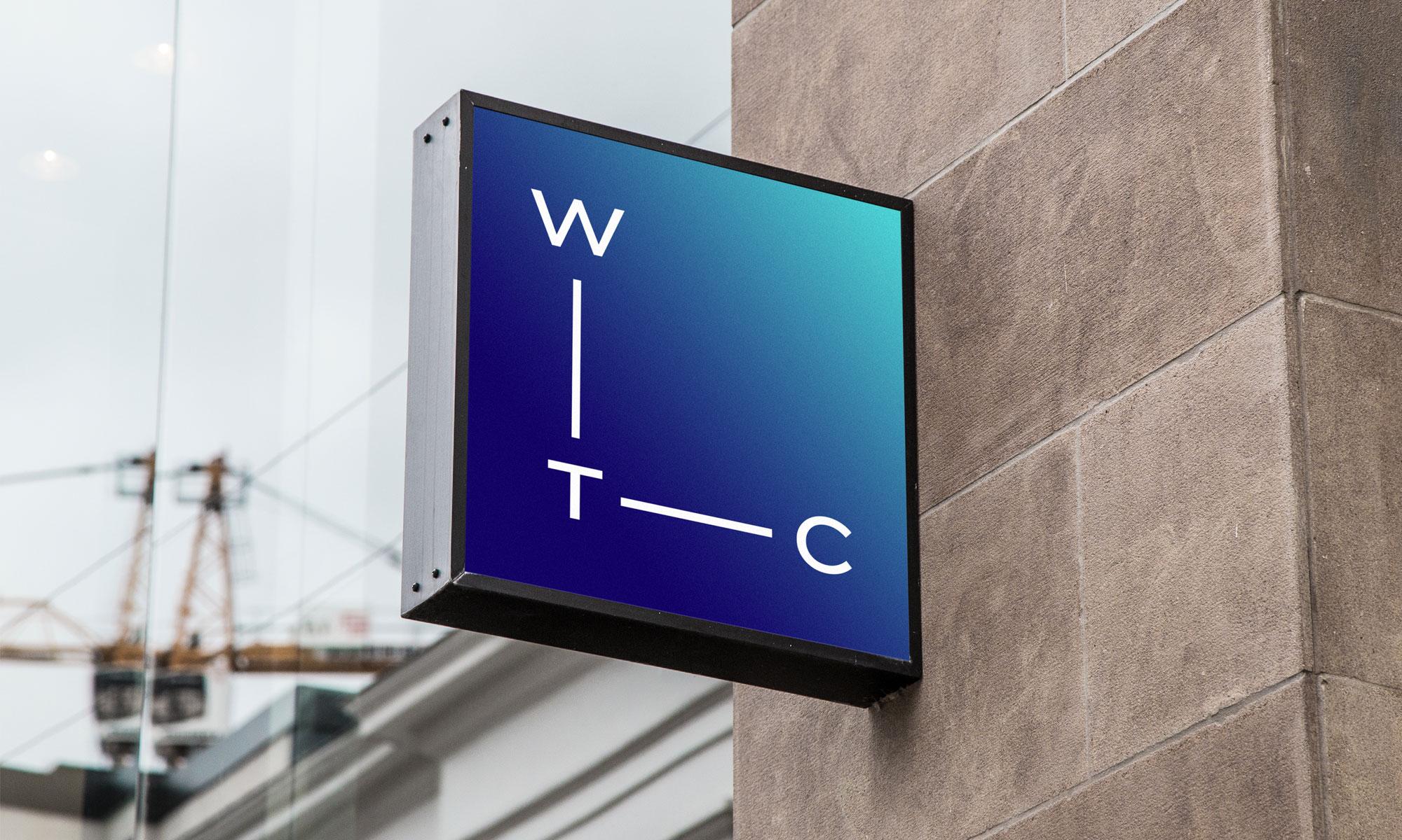 WTC signage