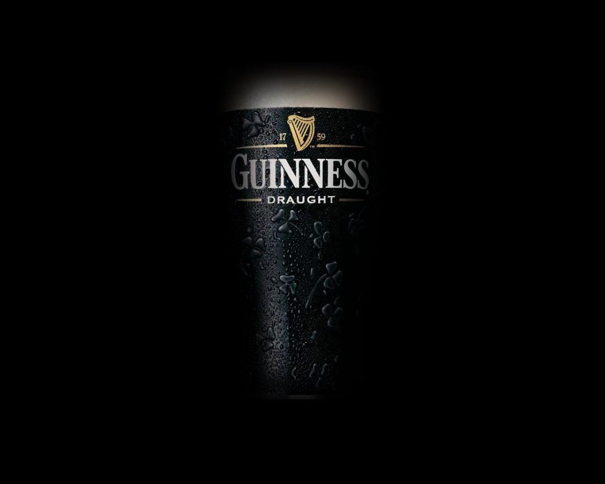 Guinness Draught glass