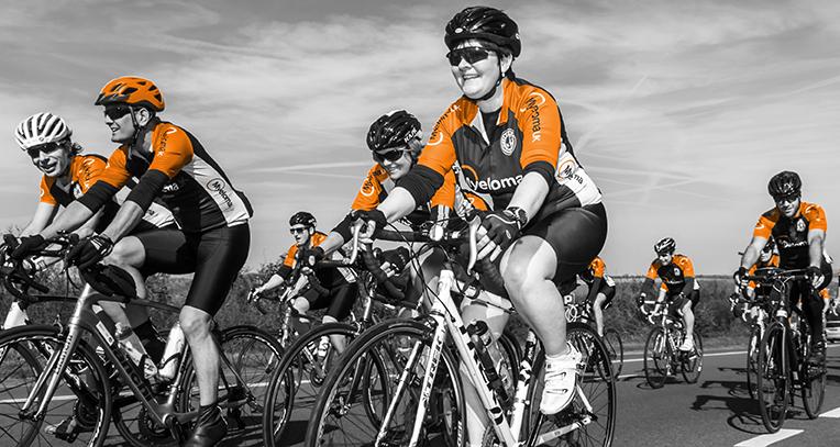 Myeloma UK ride 2016