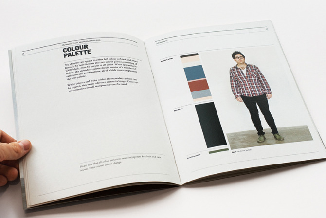 Christopher Doyle identity guidelines