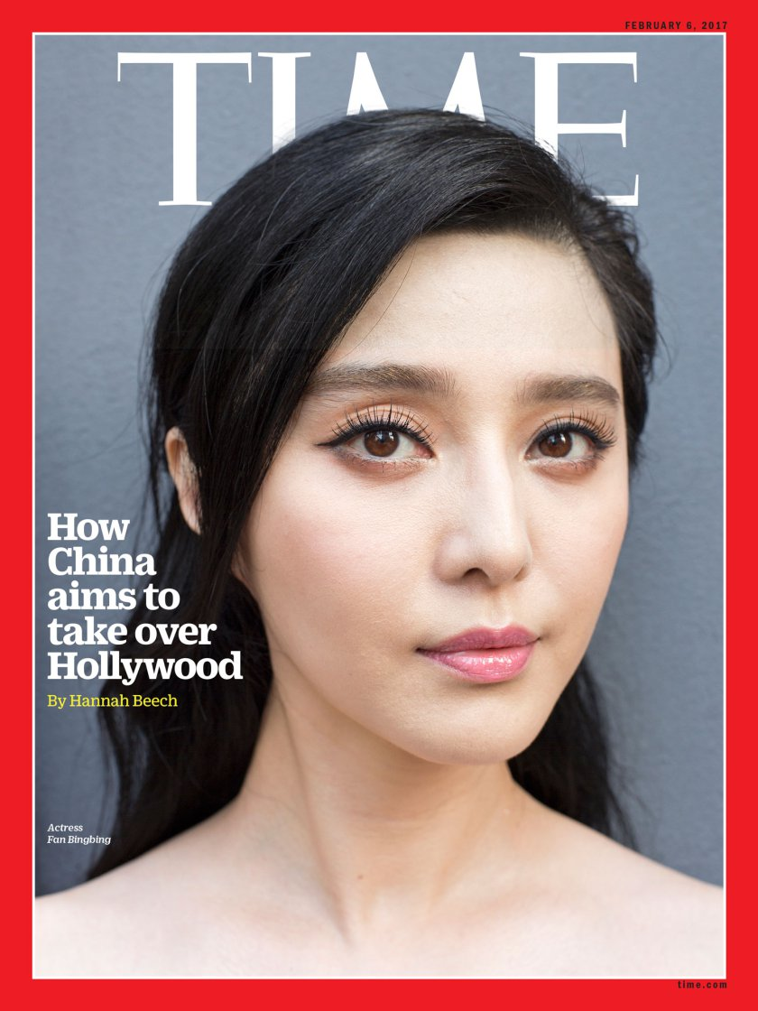 Fan Bingbing Time cover
