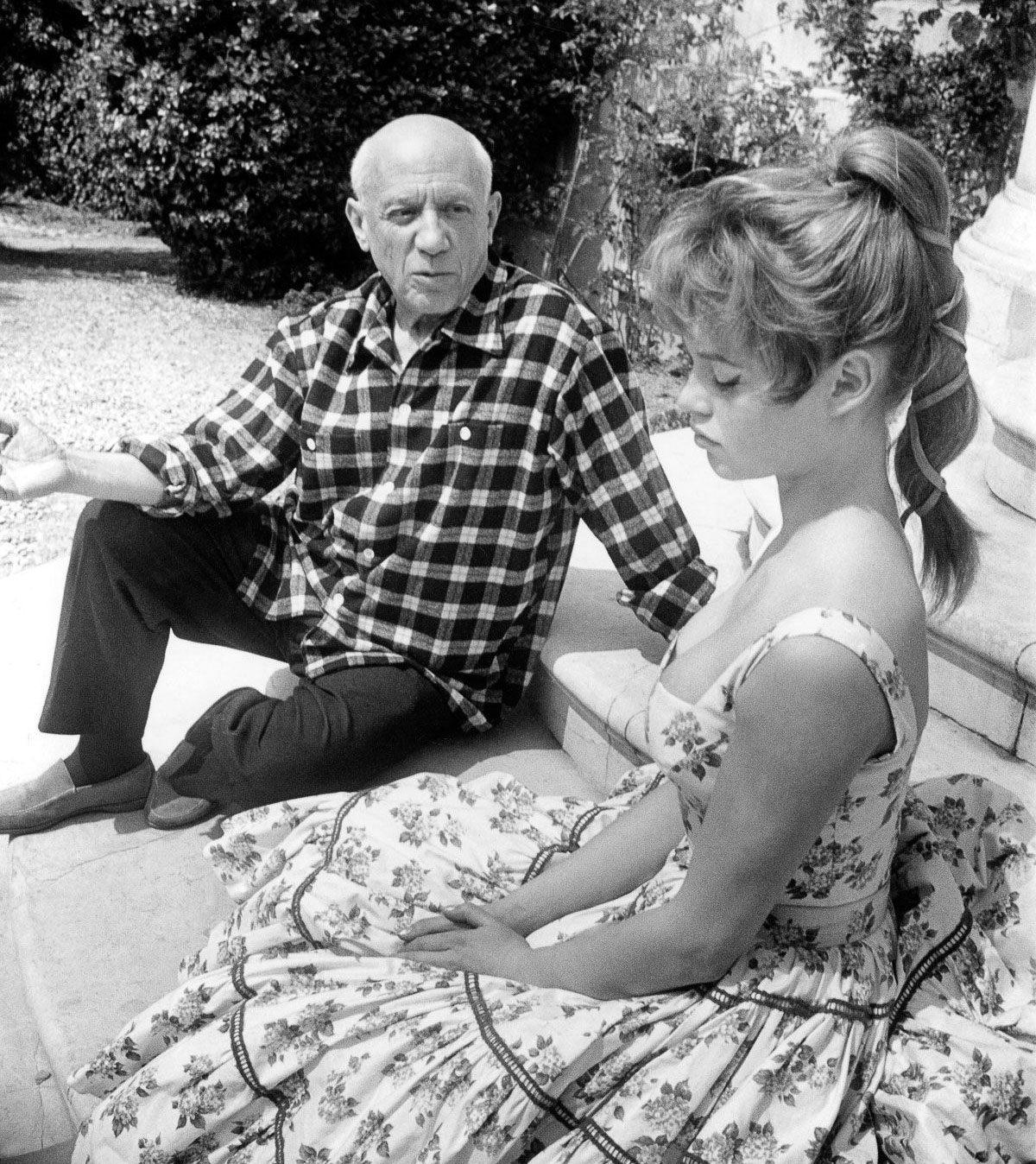 Picasso Brigitte Bardot