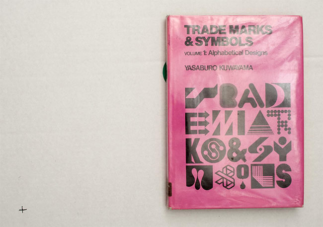 Trade marks and symbols book