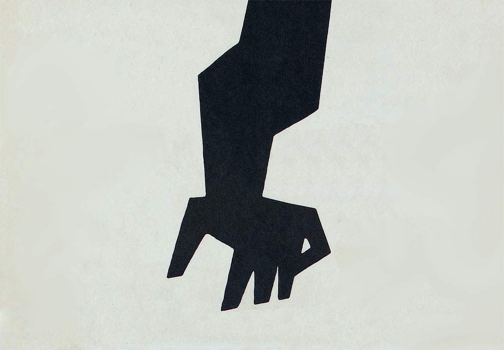 Man with the golden arm, Saul Bass