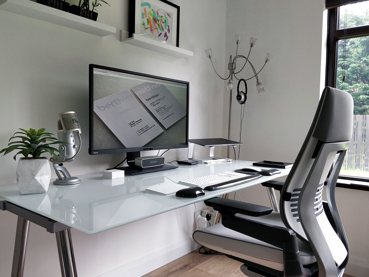Desk I Ve Worked From Home Since 2005 The S Changed Six Or Seven Times So Only Tend To Hold On What Need And Books Photos But There Some