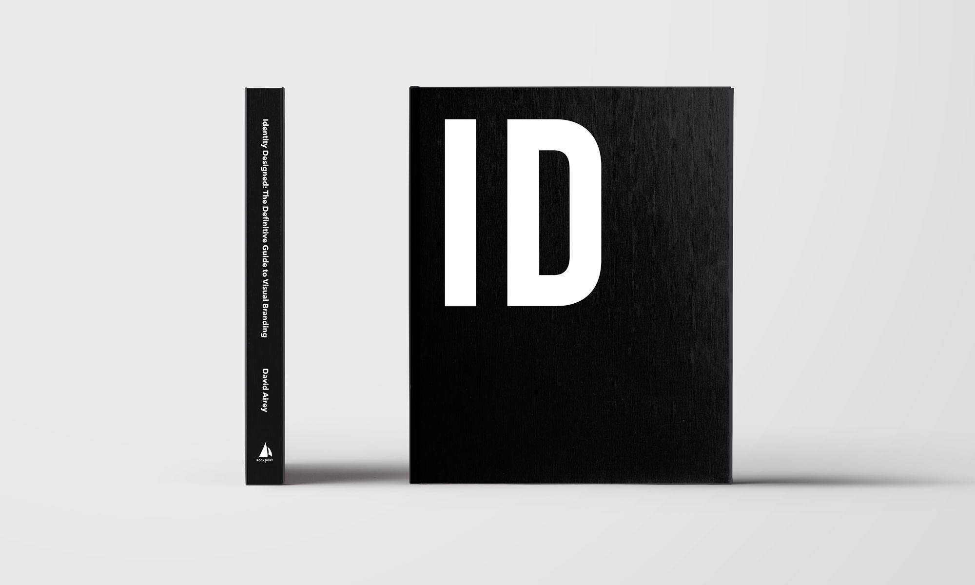 Identity Designed book cover