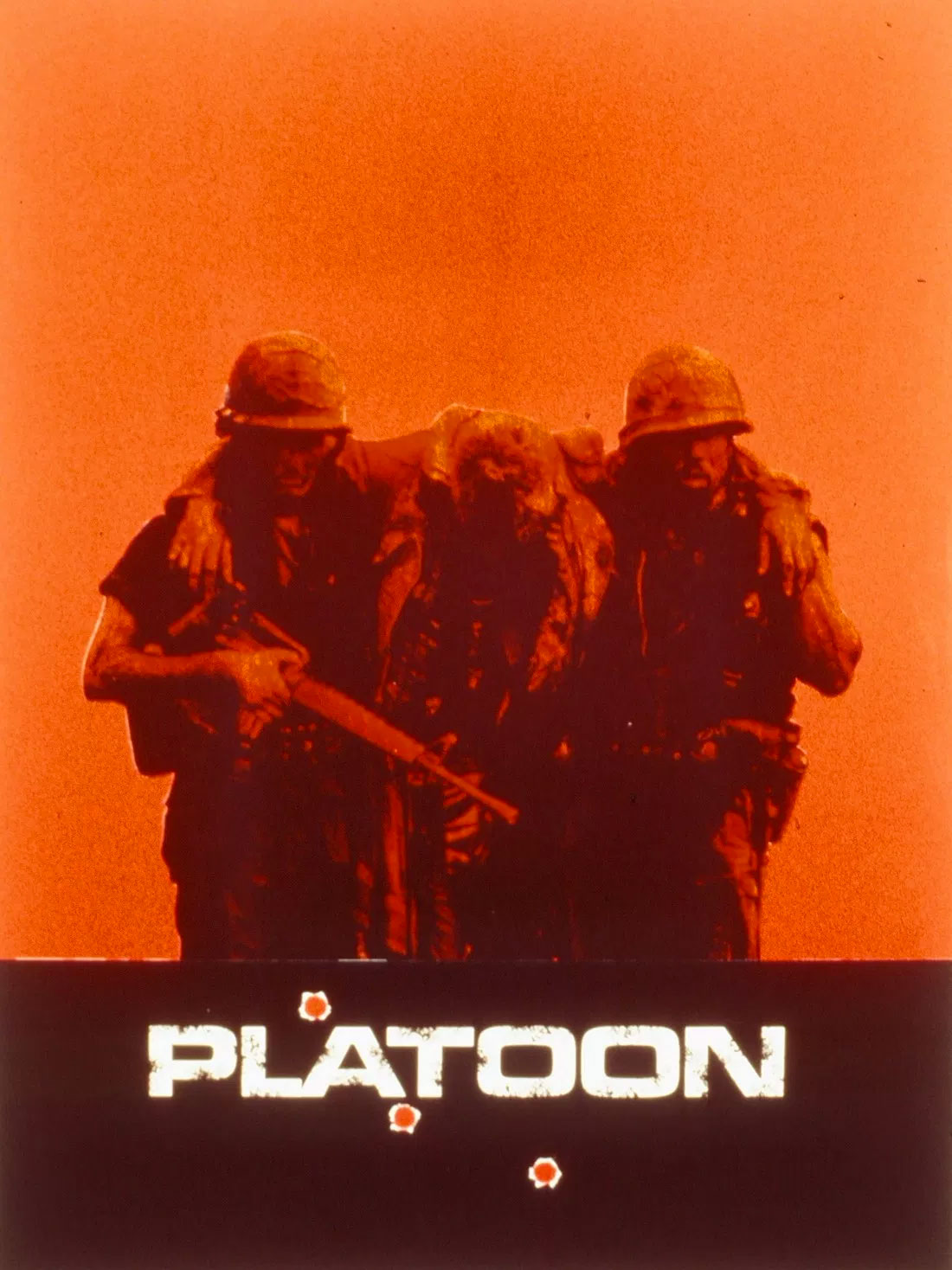 Platoon poster Bill Gold