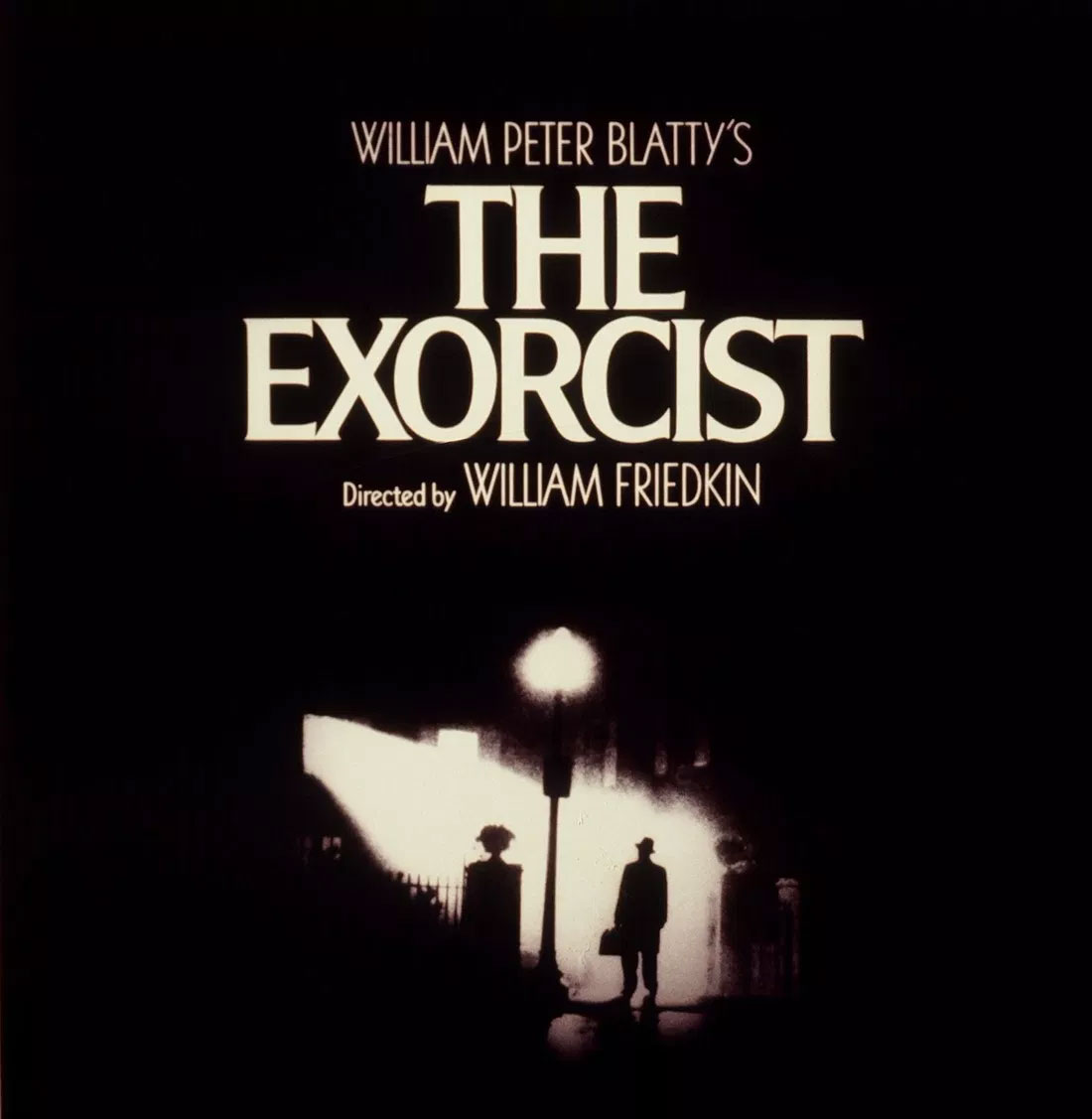 The Exorcist poster Bill Gold