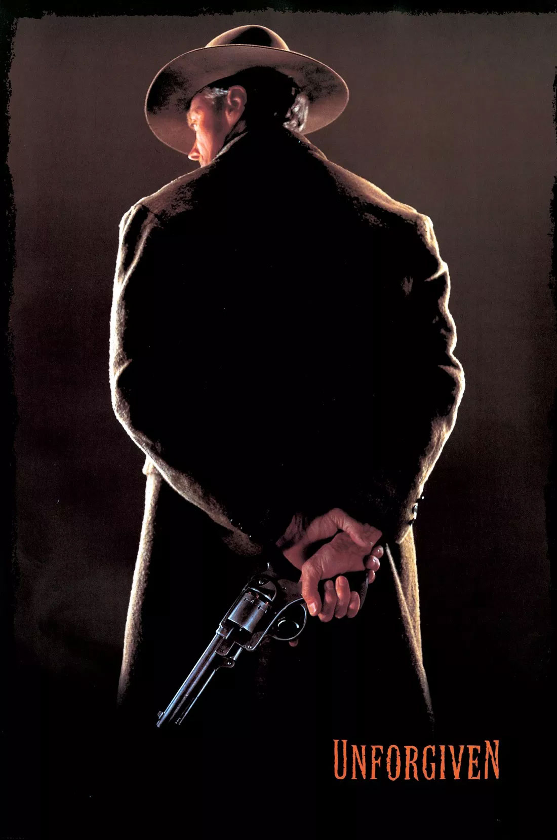 Unforgiven poster Bill Gold