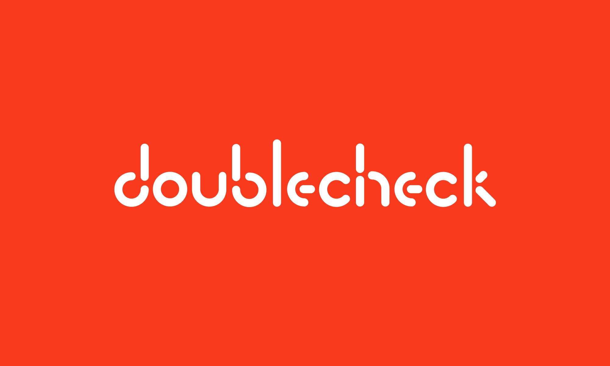 doublecheck logo