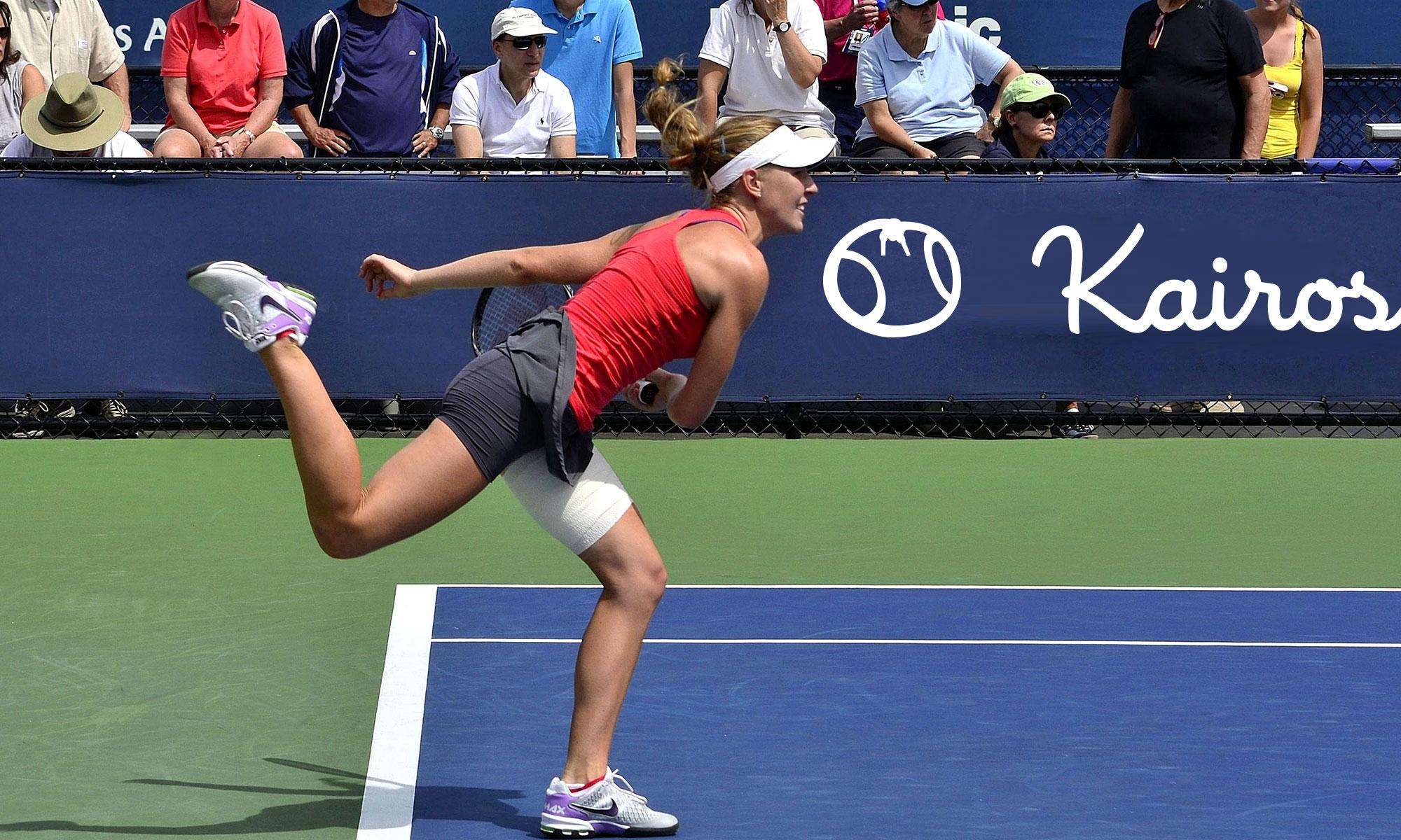 Kairos tennis sponsorship