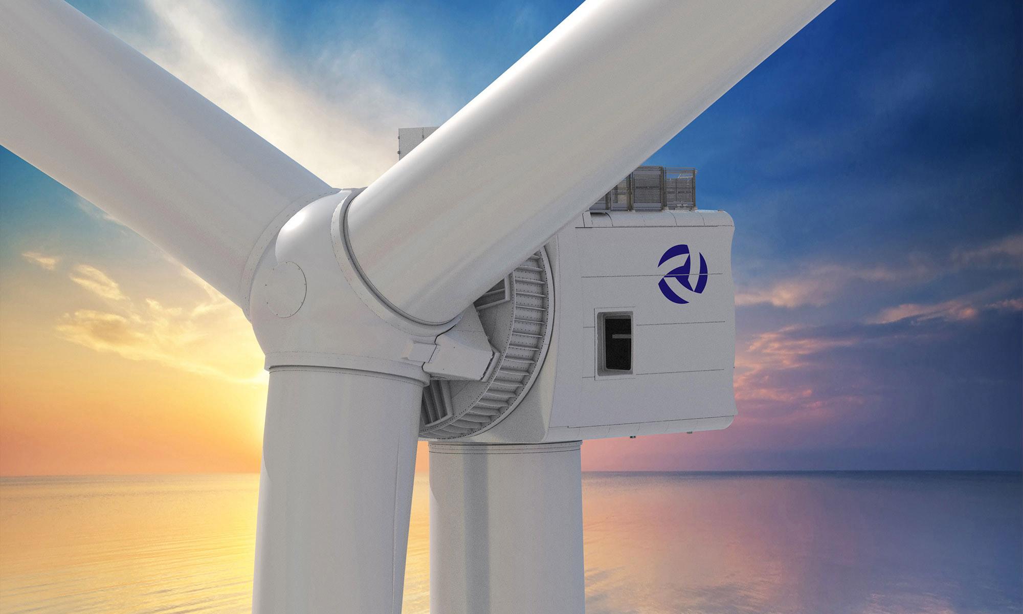 Pacifico turbine