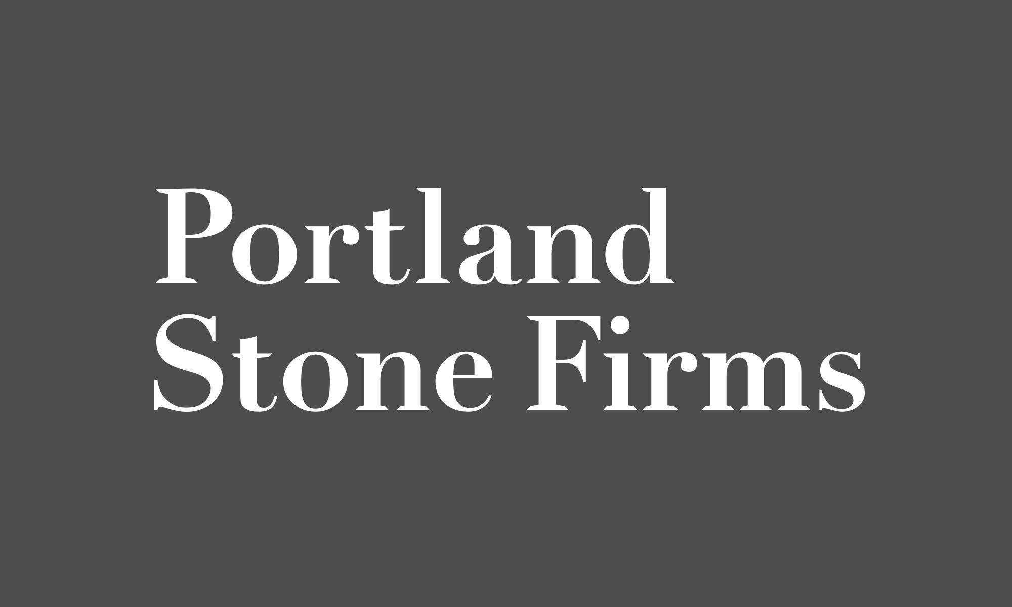 Portland Stone Firms logo