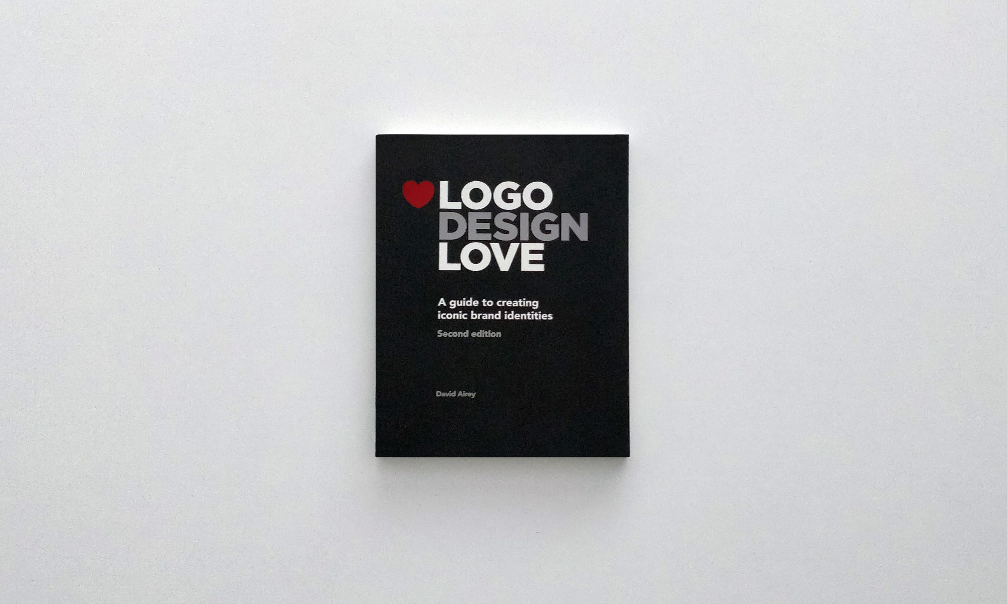 Logo Design Love front cover
