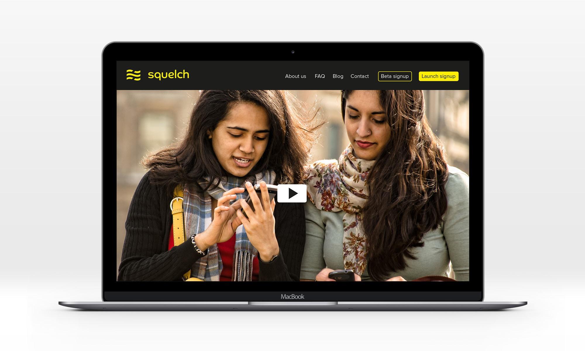 Squelch website