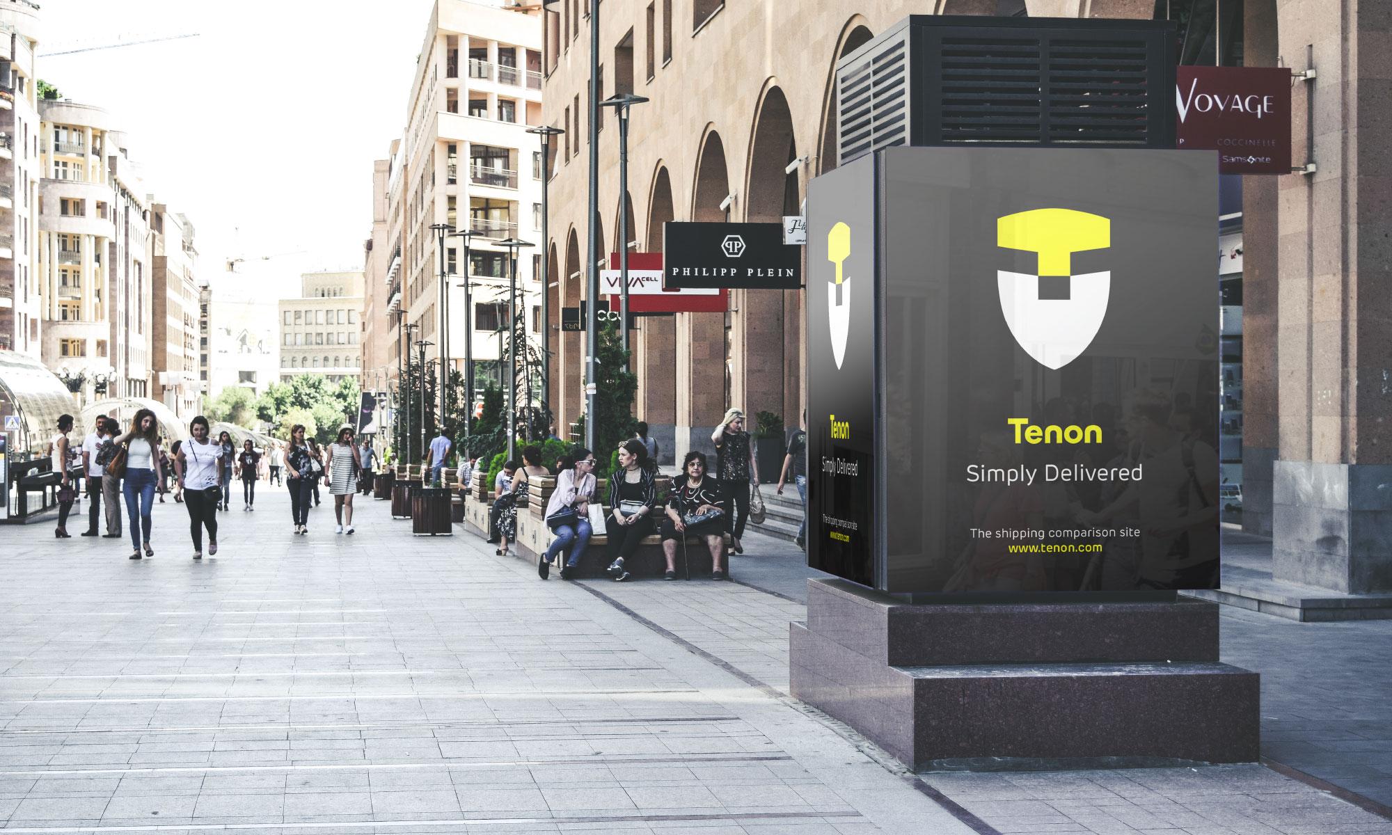 Tenon billboard