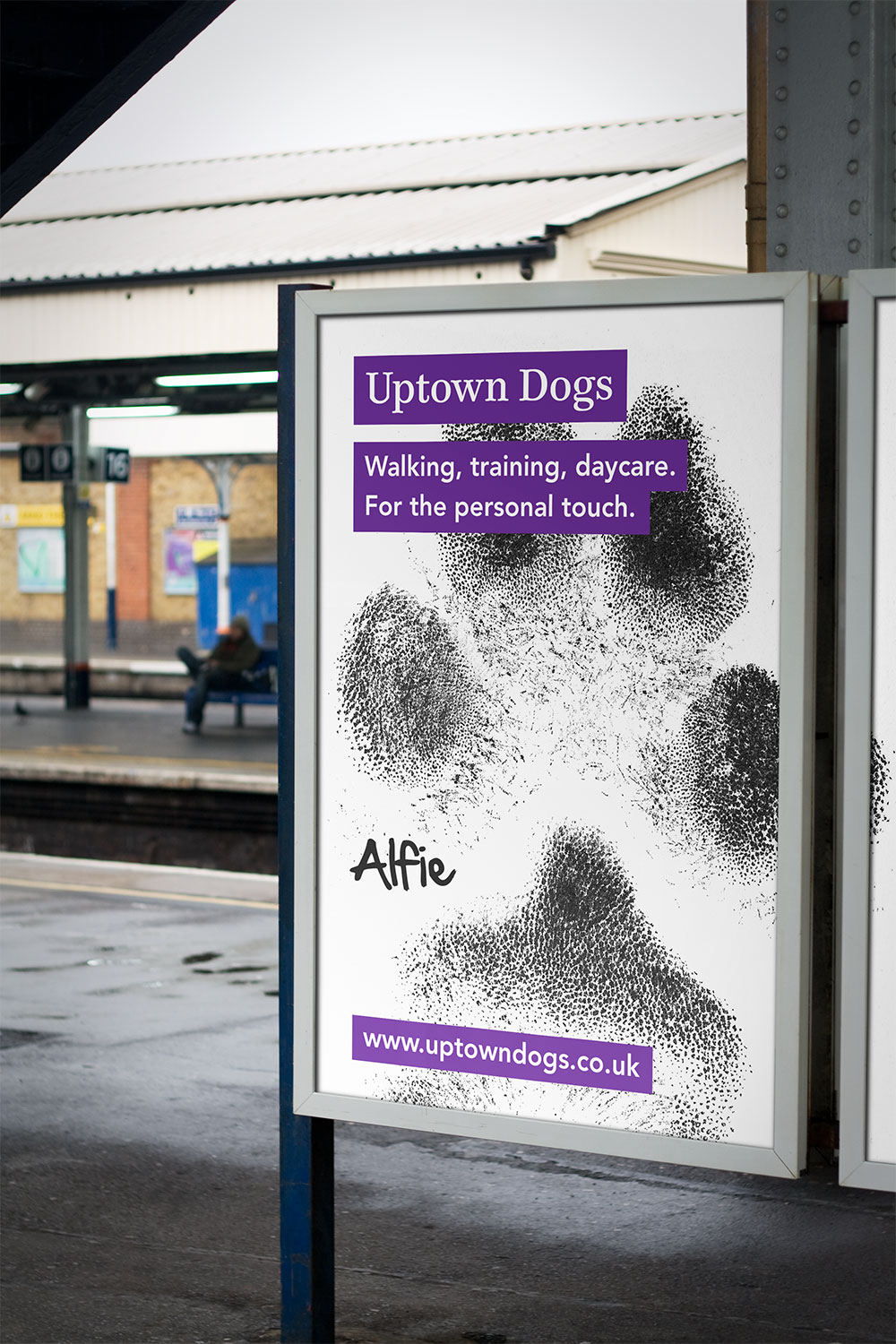 Uptown Dogs poster