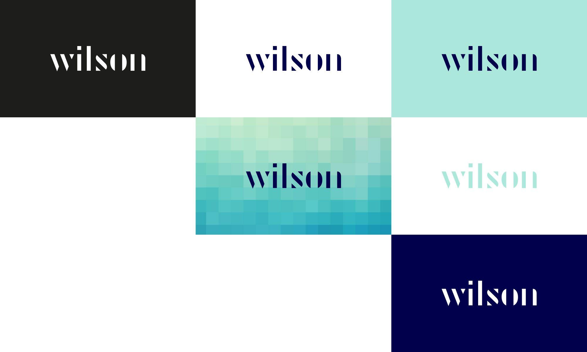 Wilson Computers palette