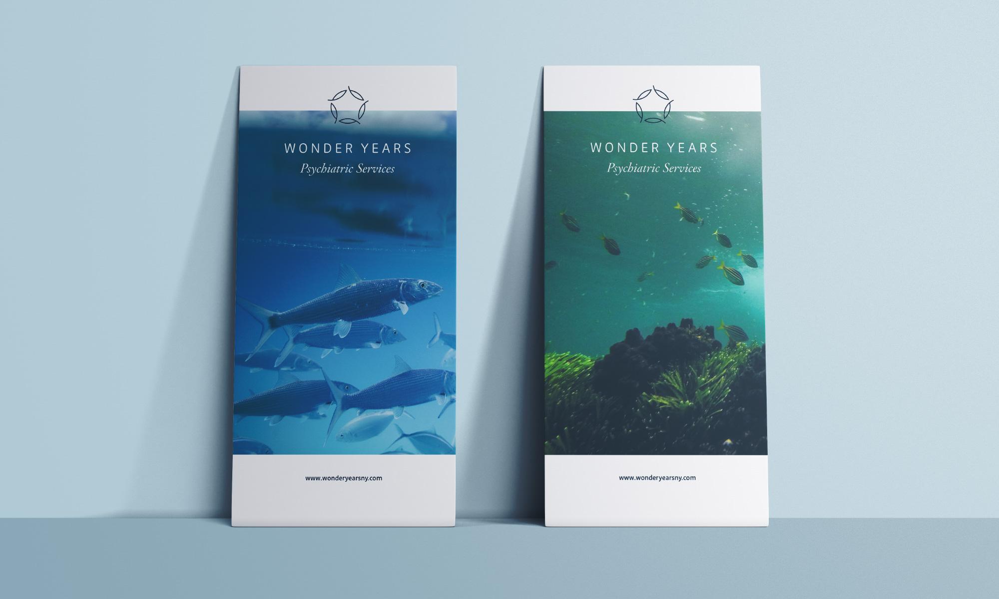 Wonder Years leaflets