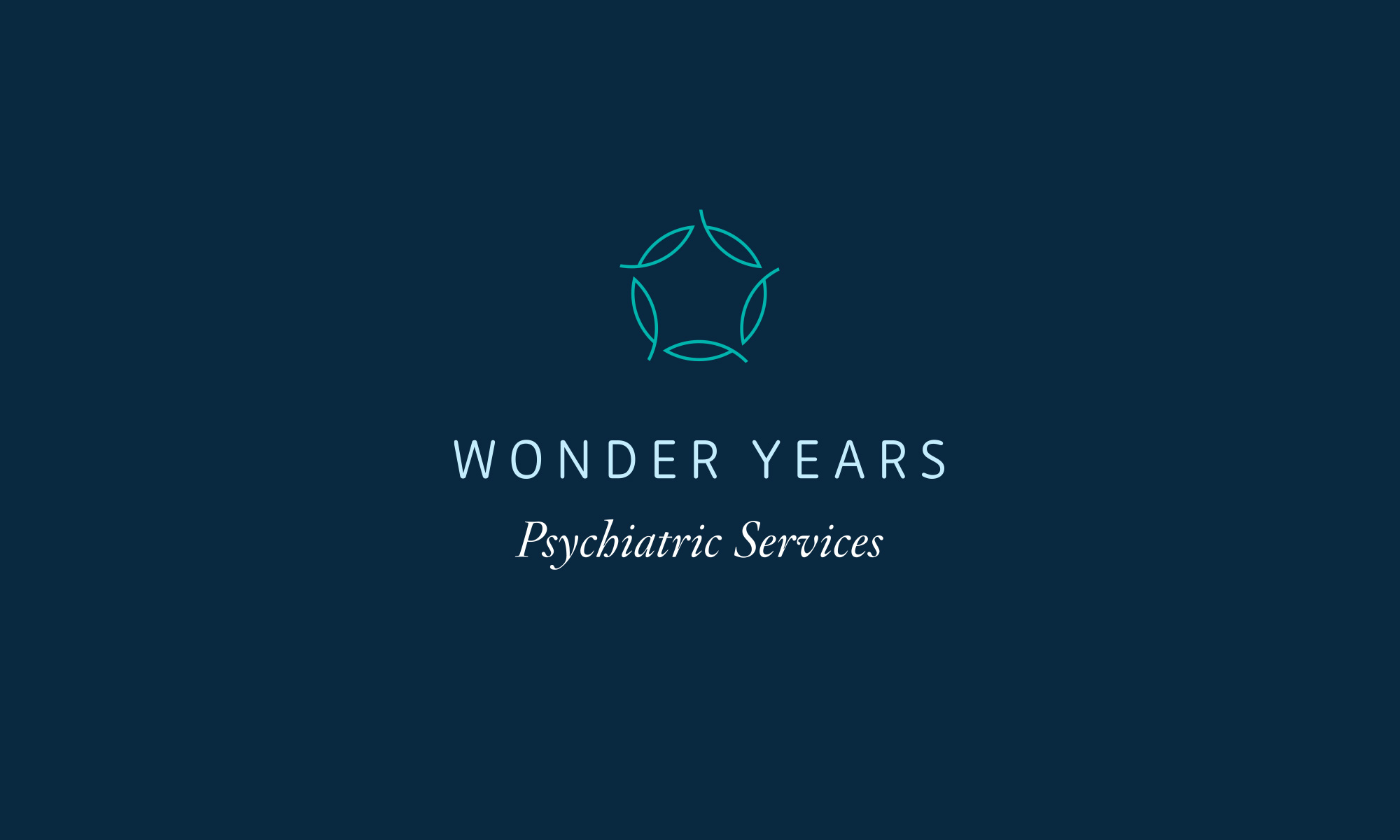 Wonder Years logo lockup