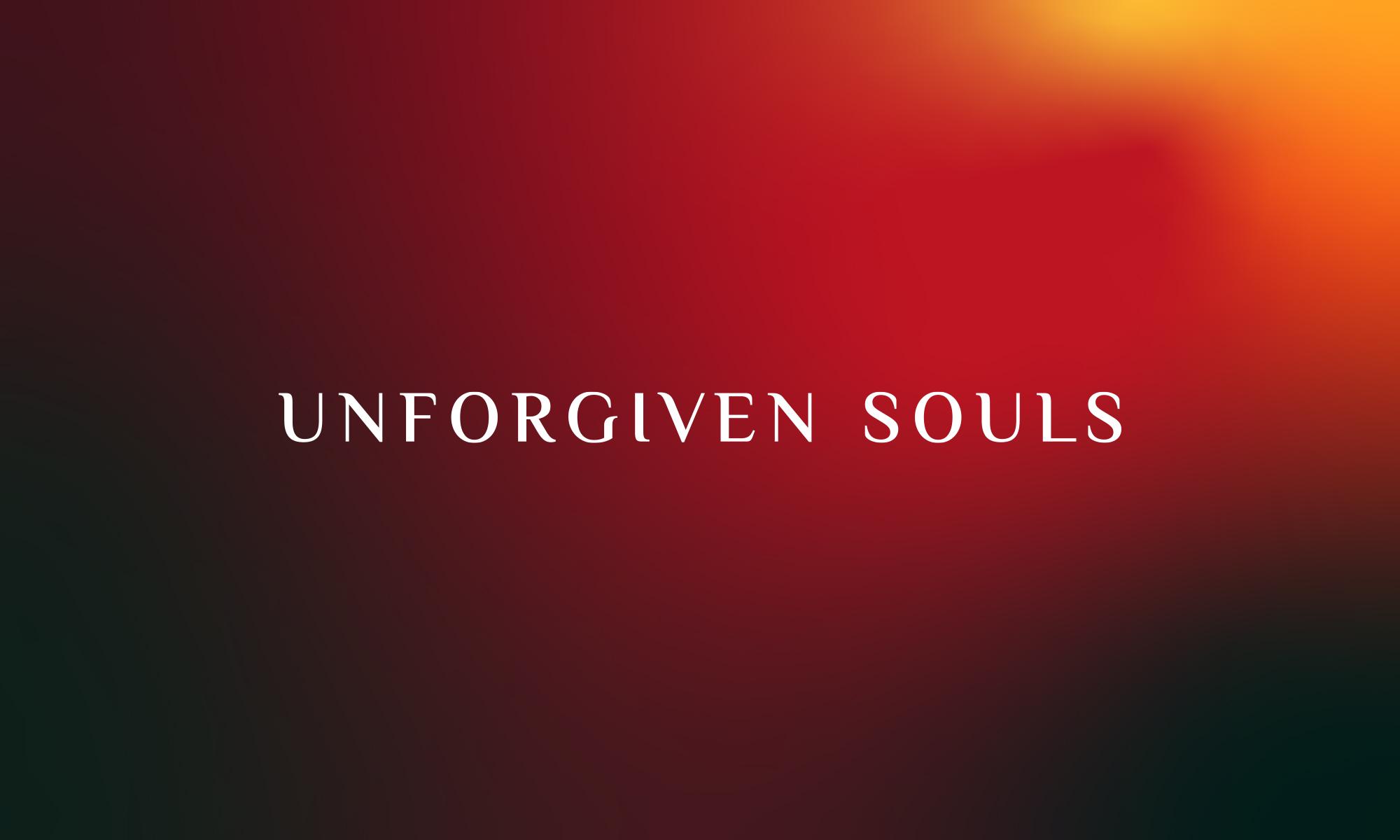 Unforgiven Souls wordmark